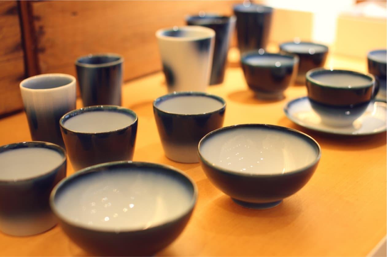 전통공예품 '도베 도자기'의 산지! 마쓰야마와 이웃한 예술의 에리어에 어서오세요