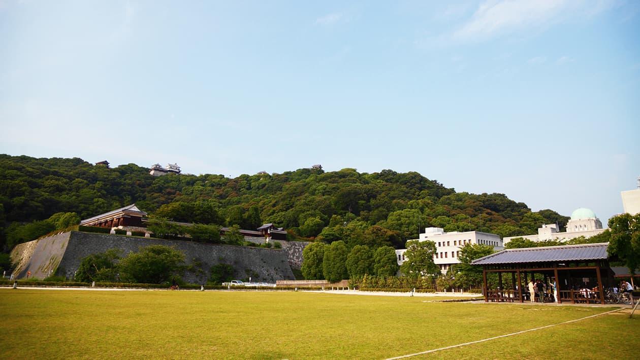 시로야마코엔공원