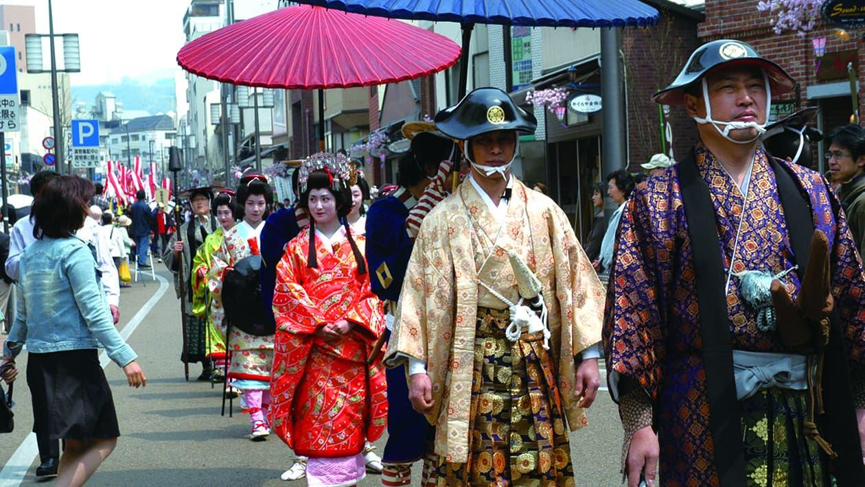 마쓰야마 봄 축제(성 축제)