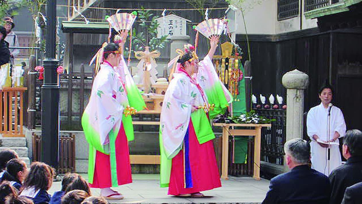 마쓰야마 봄 축제(도고(Dogo)온천 축제)
