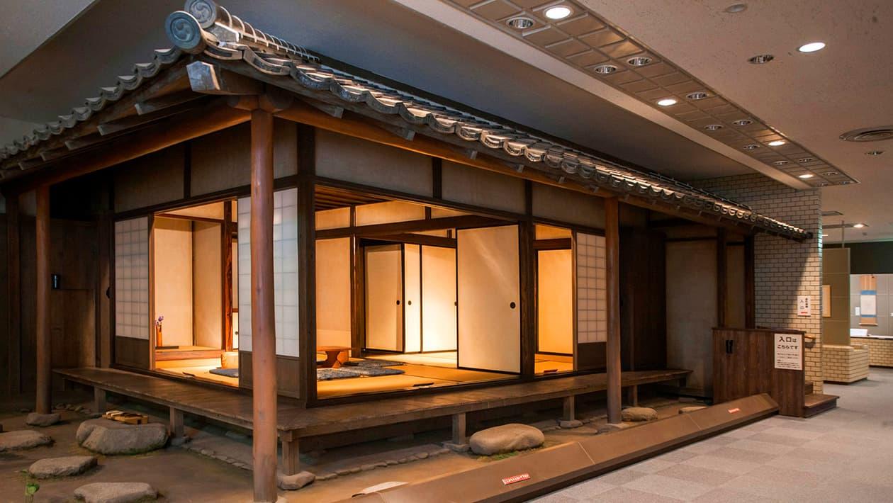 마츠야마 시립 시키(shiki) 기념 박물관