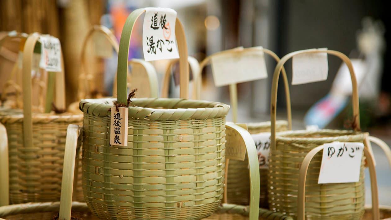 대나무 공예, 대나무 제품