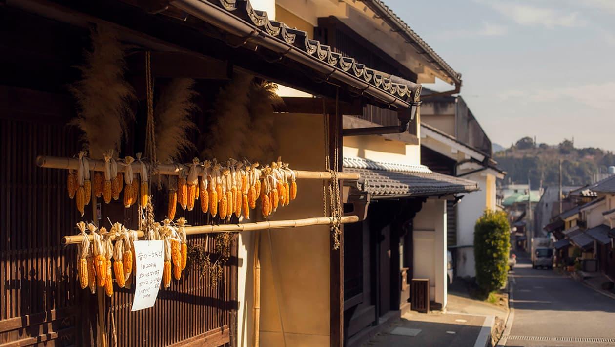 요카이치・고코쿠의 마을