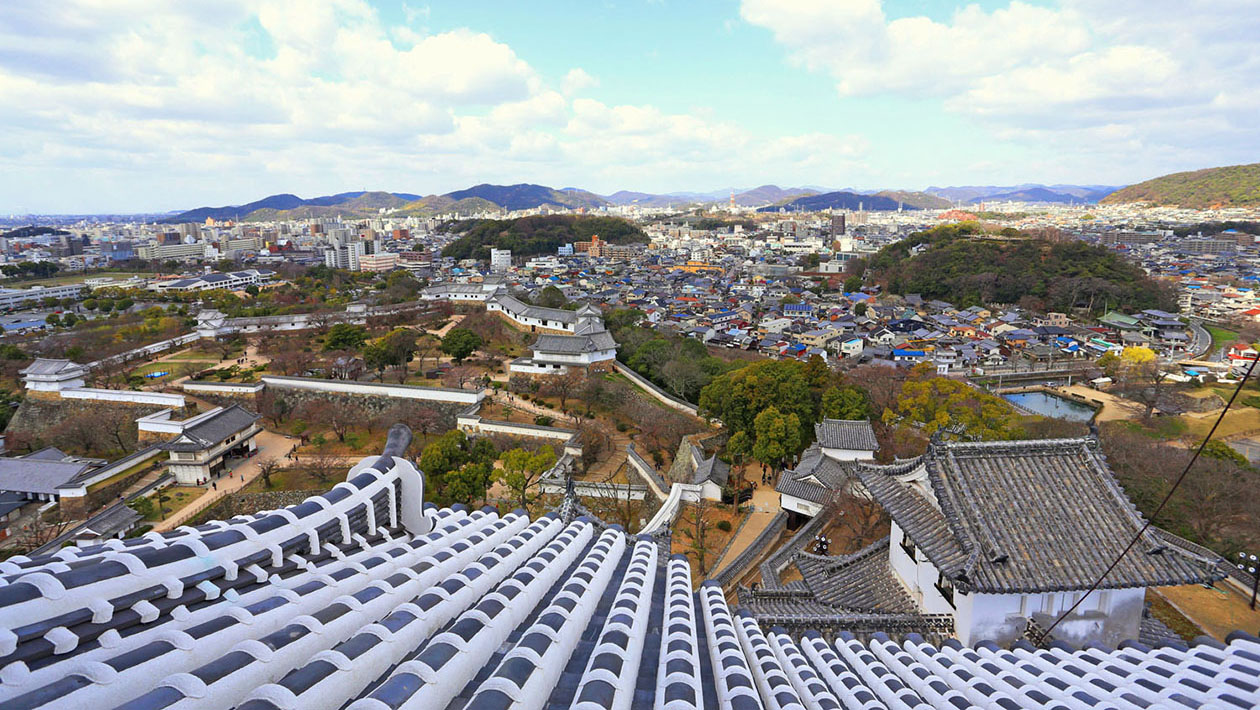 히메지 성