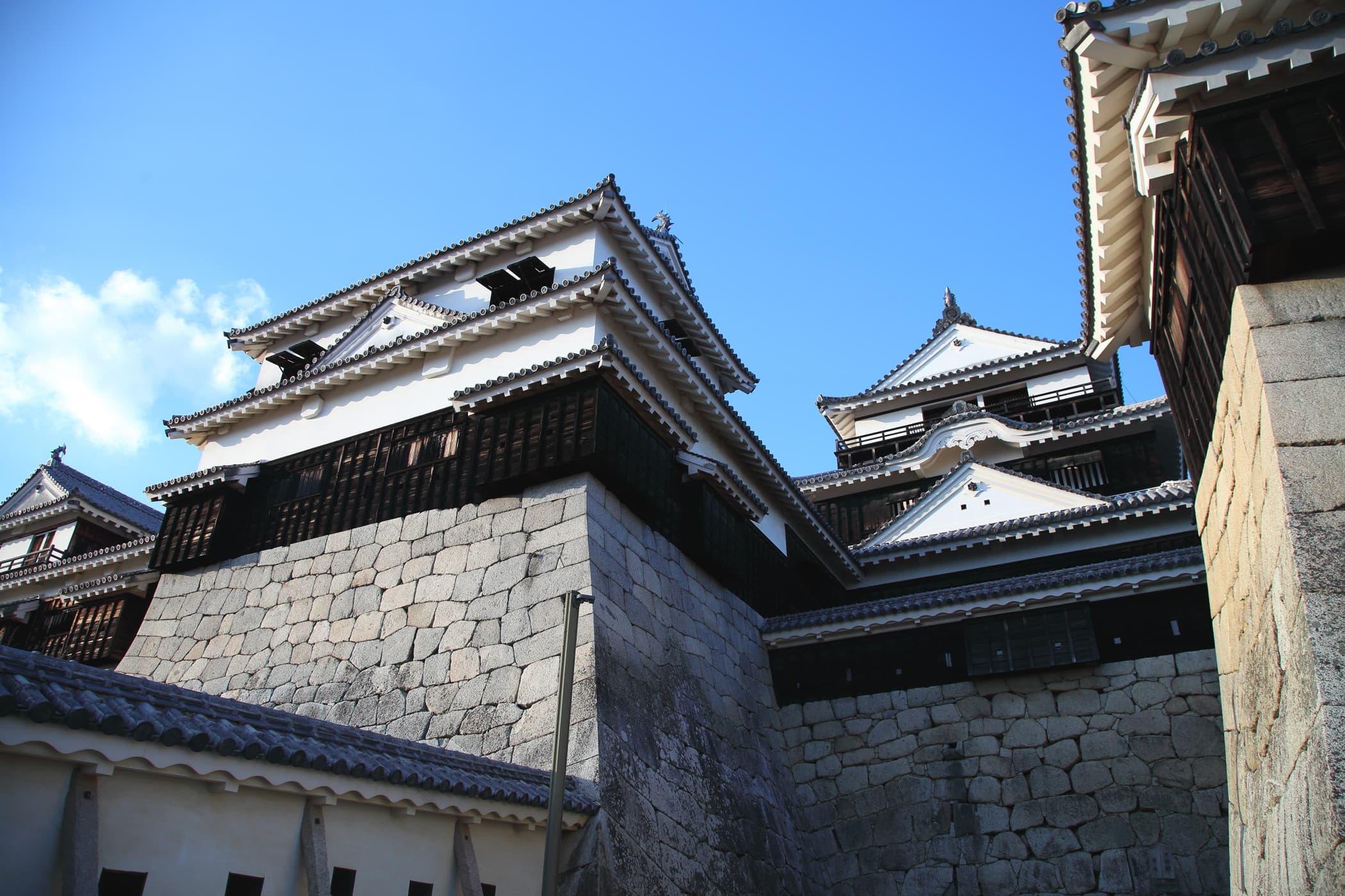 마쓰야마 성
