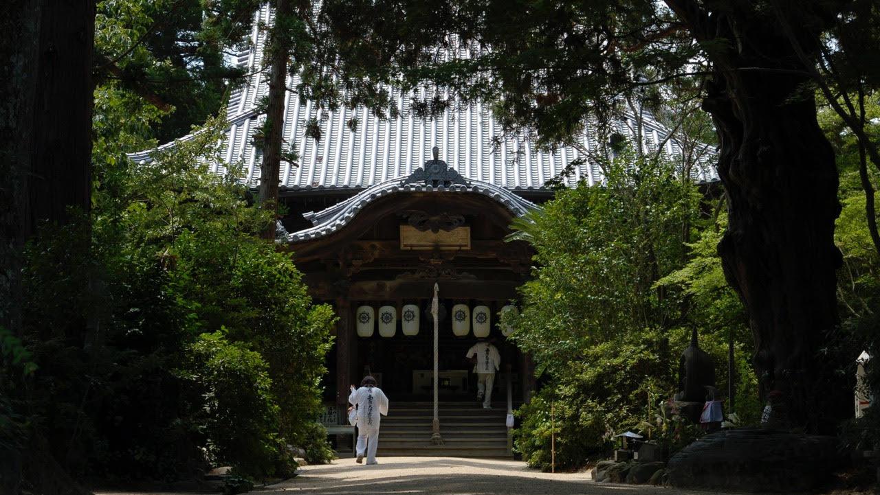 조루리지(浄瑠璃寺)