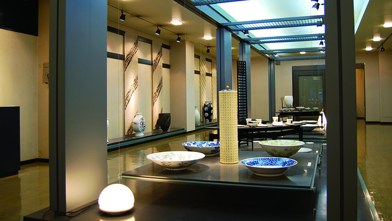 도베야키 전통산업회관